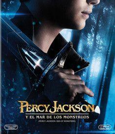 """Ficha de lectura de """"Percy Jackson: El mar de los monstruos"""" de Rick Riordan, realizada por Marian Hernández."""