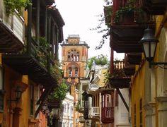 Casas Historicas Cartagena de Indias