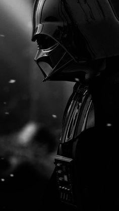 Anakin Vader, Darth Vader, Anakin Skywalker, Black And White Stars, Black Star, Black And White Pictures, Images Star Wars, Star Wars Pictures, Star Wars Film
