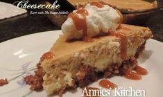 Low-Carb-Pumpkin-Cheesecake