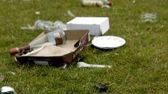 Kommune om soldyrkeres affald i gaderne: Tænk jer om | Nyheder | DR