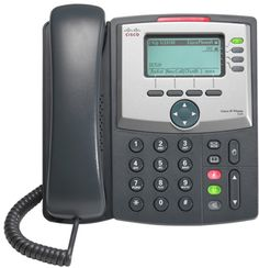 Cisco Unified IP 524G is a four-line affordable and entry-level IP phone with flourishing features that meets basic requirements of any small business.