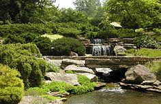 Inniswood Gardens in Columbus, OH - a great place to walk in all seasons and has tons of sculptures, plantings and free concerts in the summer! -Recommended by Julie R., Safelite associate, Columbus, OH