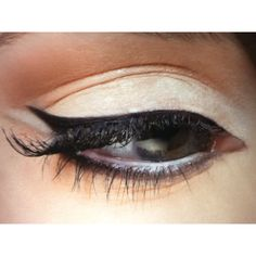 My eye make up for special days.