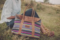 Totally in love with this bag by Parker Clay!