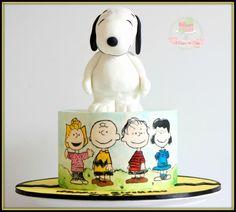 Snoopy! by Jo Finlayson (Jo Takes the Cake)