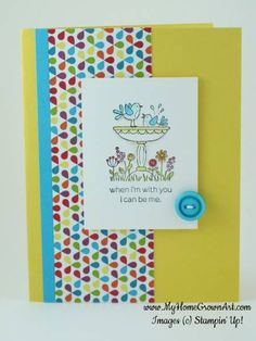 For the Birds by dboos - Cards and Paper Crafts at Splitcoaststampers
