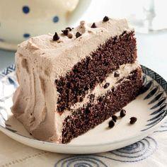 самый вкусный шоколадный торт