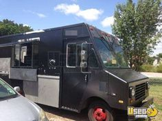 Chevy P30 Mobile Kitchen Food & Coffee Truck for Sale in Indiana ...