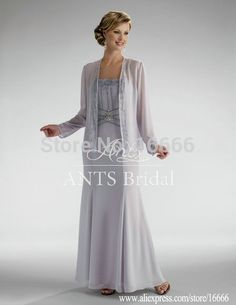 Long Gowns for Grandmother of the Bride