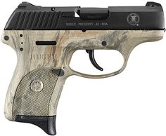 Ruger LC9. 9mm semi-auto. 7+1.