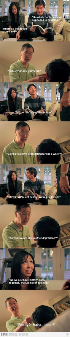 Asian parents on dating