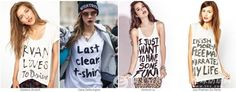 Pattern T-shirt Fashion Trend