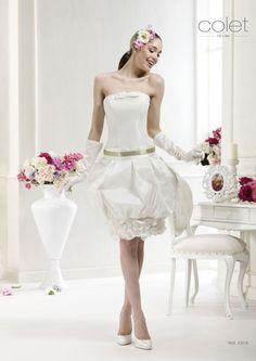 Collezione abiti da sposa #Colet 2012, abito da #sposa 63576