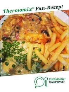 Putenschnitzel Holzfäller Art von Thermielfe. Ein Thermomix ® Rezept aus der Kategorie Hauptgerichte mit Fleisch auf www.rezeptwelt.de, der Thermomix ® Community.