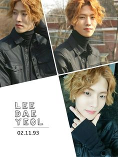 LEE DAE YEOL 02.11.93  { #Daeyeol #LeeDaeyeol #Leader #GoldenChild #WProject #WoollimEntertainment #Kpop } ©Tumblr