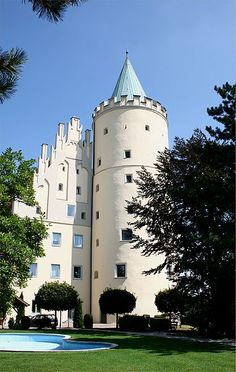 Lauingen Castle~Germany