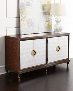 Fontana Entertainment Console by Hooker Furniture at Neiman Marcus.