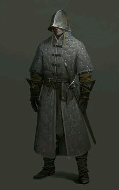 Padded Armor and Helm