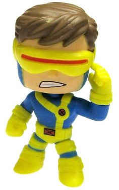 Image result for cyclops marvel mystery minis