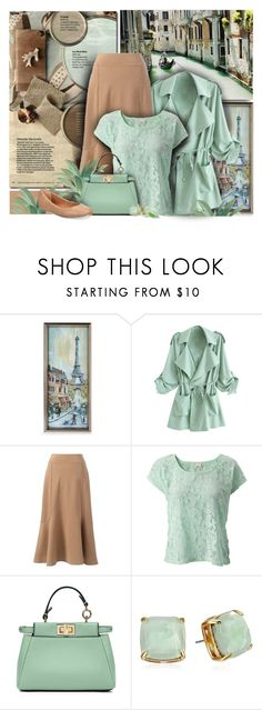 """""""60,000 followers Thanks"""" by countrycousin ❤ liked on Polyvore featuring Better Homes and Gardens, Elico Ltd., Lands' End, LOVA, Fendi, Kate Spade, American Rag Cie and plus size clothing"""