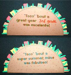 Classroom Freebies: Taco 'bout Writing Prompt Craftivity