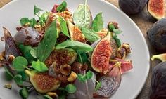 Yotam Ottolenghi's fig salad recipe | Life and style | The Guardian