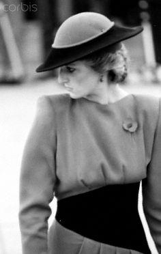 Prince Charles & Princess Diana Visit Washington, D.C. in 1985