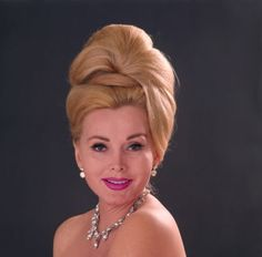 Zsa Zsa Gabor..1965...I like her quotes