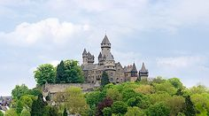 Castle Braunfels in Hesse  Ask For the Meisterfuhrung Guided Tour (master guided). 90 min tour of the castle.