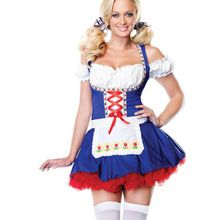 sexy cosplay women costume sexy fancy dress exotic halloween apparel women carnival maid costume //Price: $US $16.75 & Up To 18% Cashback //     #gothic