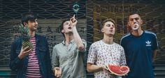 The U.K. indie-pop band, Glass Animals, have…