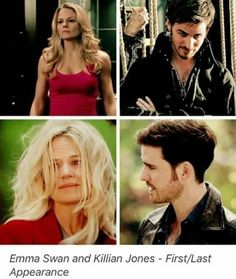 And that right there is what I call character development! You don't even have to know the show, just looking at the pictures says it all :)