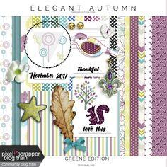 Free Elegant Autumn