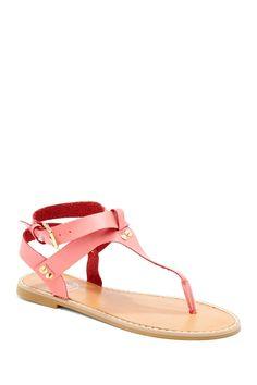 Carrini Stud Accent Sandal