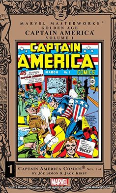Check out Captain America Golden Age Masterworks Vol. 1 on @Marvel