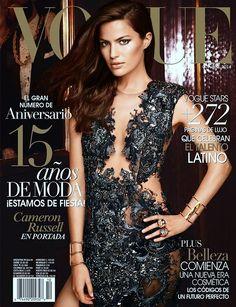Hily Designs: Vogue México se viste de gala en su 15 aniversario...