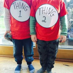 Final Thing 1 & Thing 2 - follow steps on PTAsocial's blog!