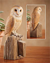 Owl Sculptures | Wild Wings