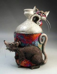 Grafton Pottery by Mitchel Grafton