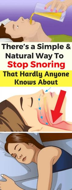 There's a Simple And Natural Way To Stop Snoring That Hardly Anyone Knows About – healthycatcher