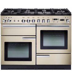 Falcon PROP110DFCR-CH Freestanding Dual Fuel Oven/Stove | Appliances Online $8,429