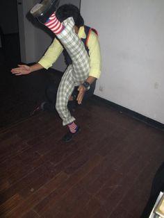 kru251:  glammygal:  Kawe from Jakarta dancing Northern Soul like a Boss.  nice socks, nice docs, nicemoves!!