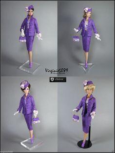 Tenue Outfit Accessoires Pour Fashion Royalty Barbie Silkstone Vintage 1188   eBay
