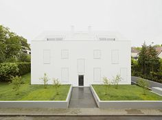"""Residential Building at Heiligenstock by CHRIST.CHRIST. """"Location: Wiesbaden, Germany"""" 2014"""