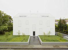 Residential Building at Heiligenstock / CHRIST.CHRIST.