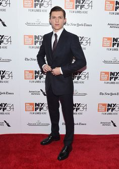 Tom Holland at the Film Society Lincoln Center
