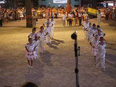 Marcha Infantil da UDRQC e Baile nas Marchas Populares da Quinta do Conde