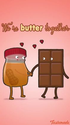 Butter tigether