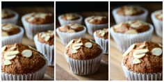 grain free banana maple muffins